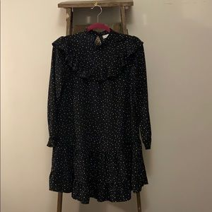 Topshop long sleeve dress. Perfect for fall/winter